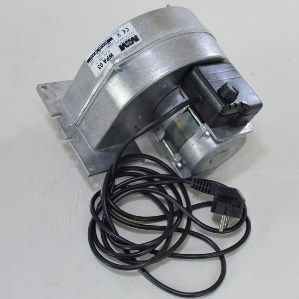 Druckgebläse Ofengebläse Holzvergaser Druckventilator m. 3 Stufen Regler K