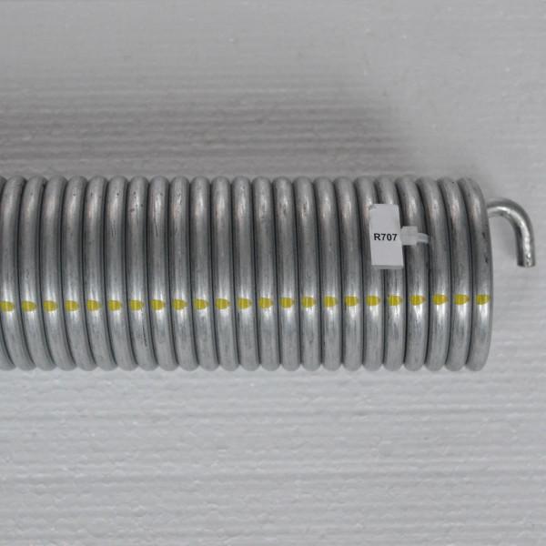 1 Stück Torsionsfeder R707 / R26 für Hörmann Garagentor Garagentorfeder Torfeder