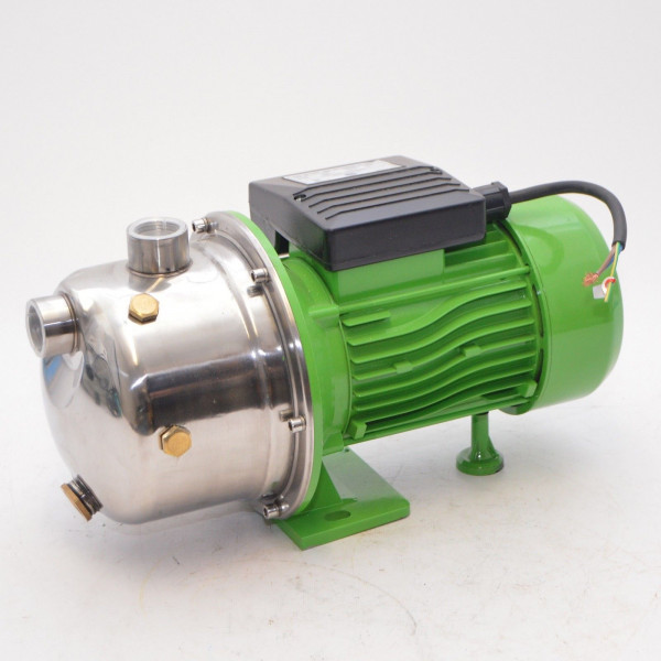 Premium Gartenpumpe Kreiselpumpe - 1,1kW - 3600L/h - 4,5bar Druck