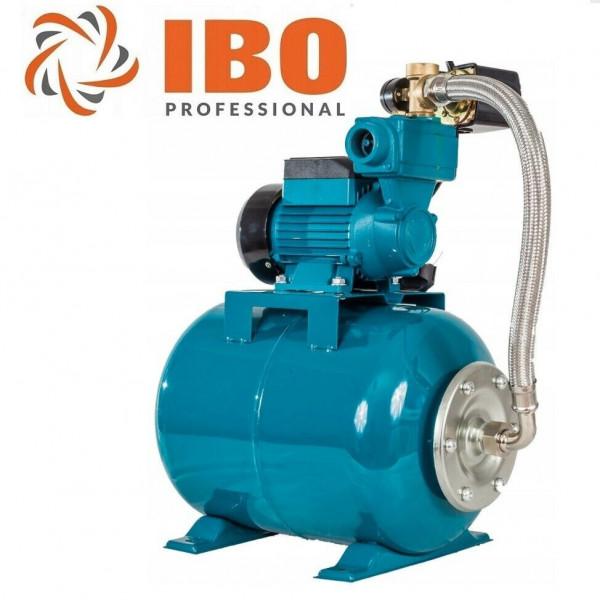 24 L Hauswasserwerk Pumpe 750 W Hauswasserautomat Gartenpumpe 6bar