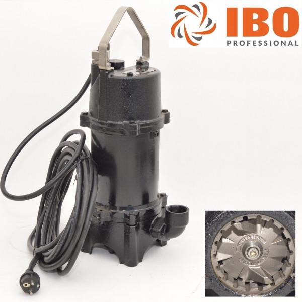 Hochdruck Fäkalienpumpe UP 60-80 Förderhöhe 60m Förderleistung 80L/min mit Schneidmesser