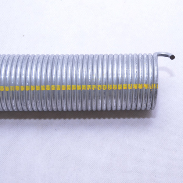 1 Stück Torsionsfeder L724 / L34 für Hörmann Garagentor Garagentorfeder Torfeder