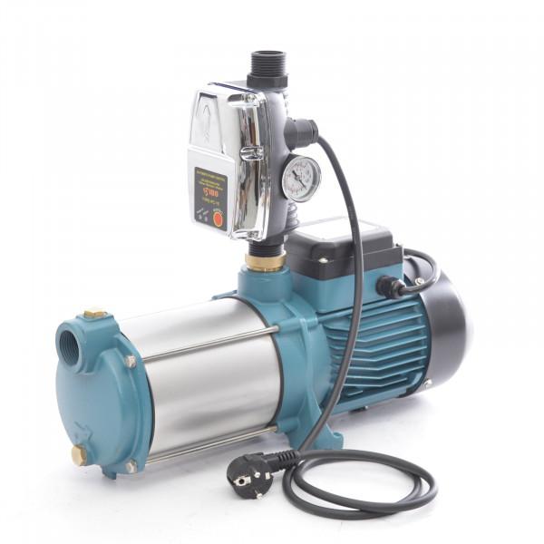 Hauswasserautomat Gartenpumpe MH 1300Watt 5400 L/h 5,5bar + Steuerung IBO-PC-15