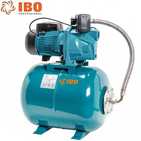 Hochwertiges 50L Hauswasserwerk Hauswasserautomat 1,1kW - 4,5bar - 4200L/h - Pumpe JSW100