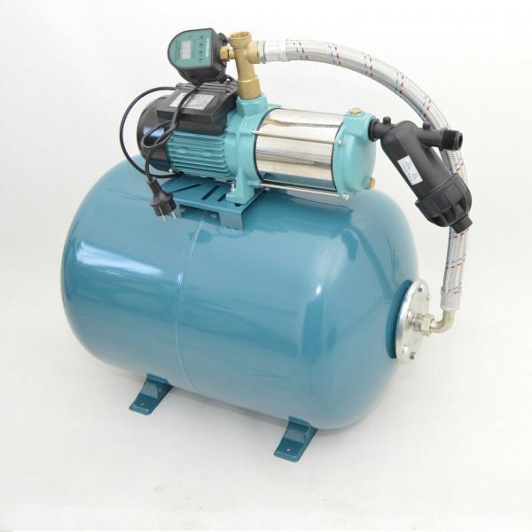 Weisbach Hauswasserwerk Hauswasserautomat 100 L Pumpe MHI2200 - 6bar - 10800L/h