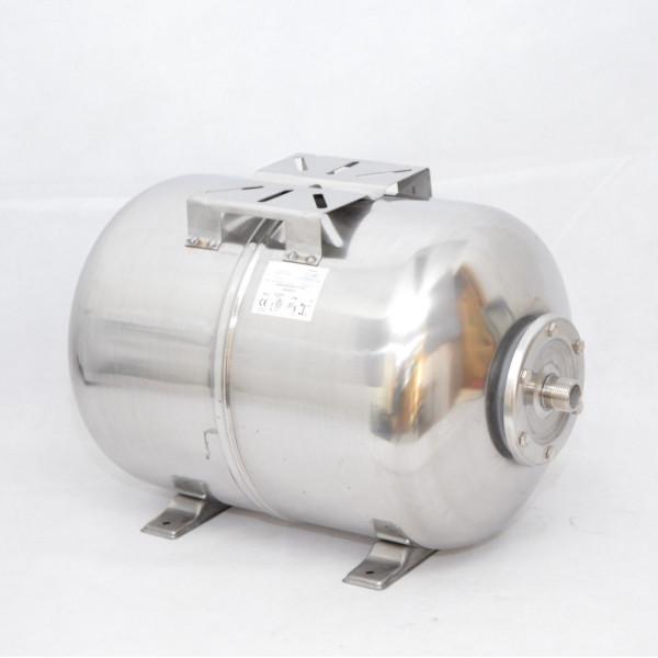 100 L Edelstahl Druckkessel Ausdehnungsgefäß Membrankessel für Hauswasserwerk