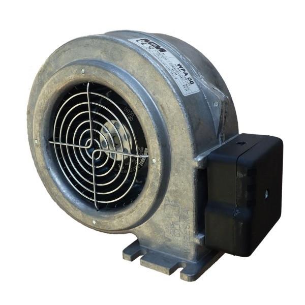 Druckgebläse 83W f. Holzvergaser 255 m3/h Druckventilator EMB Papst Motor WPA06
