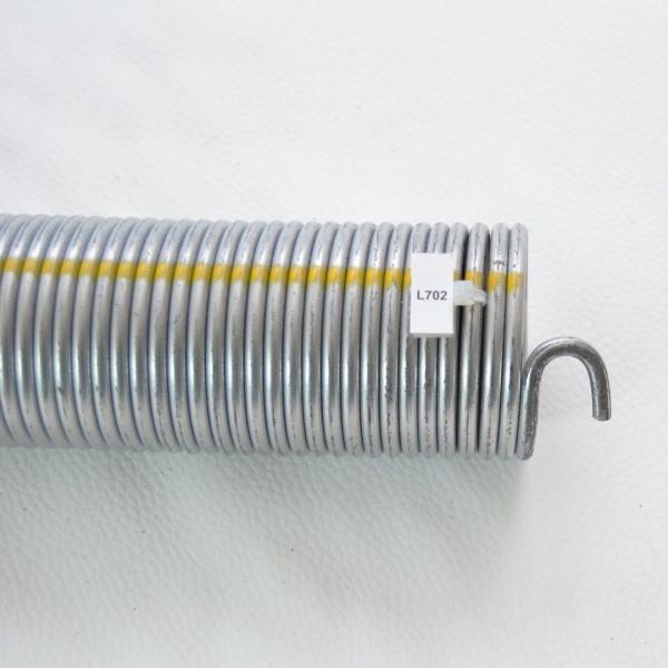 1 Stück Torsionsfeder L702 / L21 für Hörmann Garagentor Garagentorfeder Torfeder