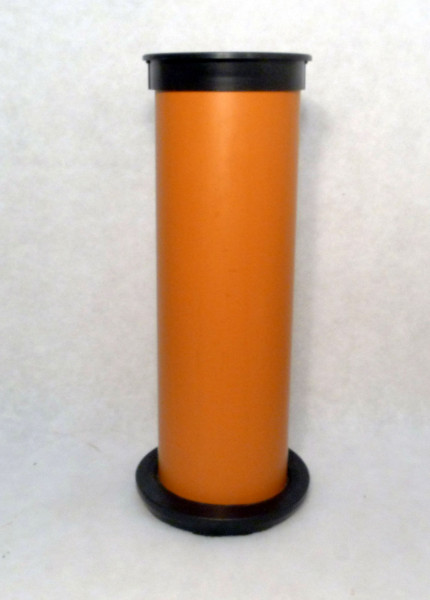 KG Teleskopabdeckung 1m Schachtabdeckung mit Deckel DN315 - KG Rohr - KG Schacht