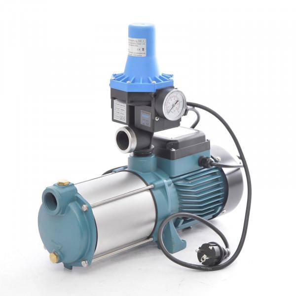 Hauswasserautomat Gartenpumpe MH 1300Watt 5400 L/h 5,5bar + Steuerung IBO-SK15