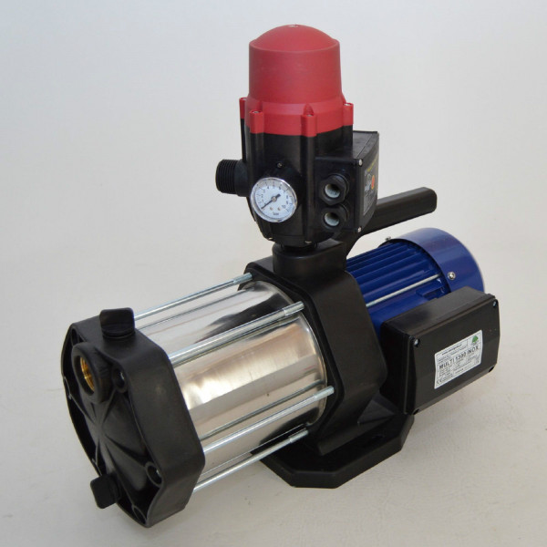Hauswasserautomat Gartenpumpe Multi 1300 INOX 5400 L/h 6 bar