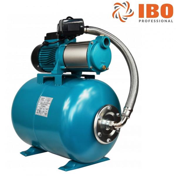 Hauswasserwerk 50Liter mit 1300W Pumpen mit Druckschalter