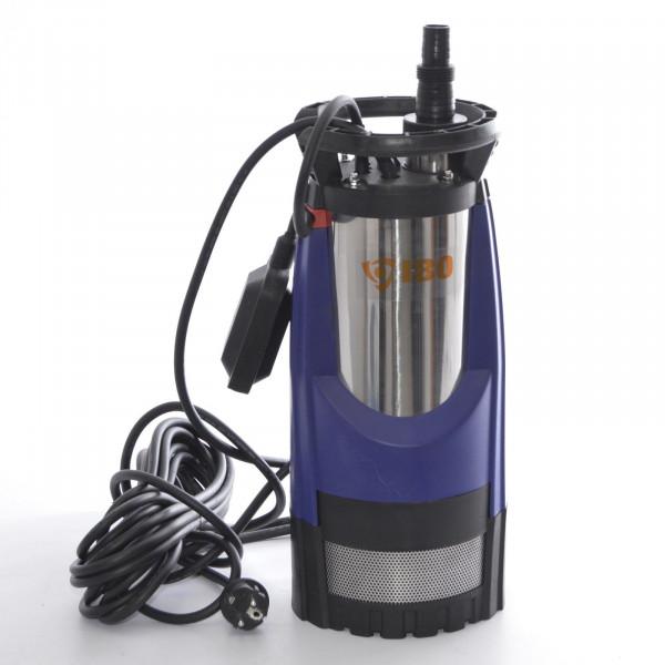 Tauchpumpe Tauchdruckpumpe 4,4 bar 1200W 6300l/h Regenwasser Wasserpumpe