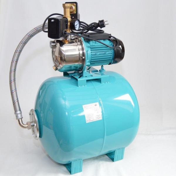50-L-Hauswasserwerk 5 bar 3600 l/h Trockenlaufschutz