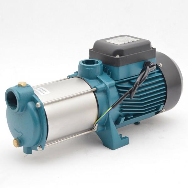 WEISBACH Gartenpumpe 2200 Watt/400V INOX 10800 L/h 6 bar Hauswasserwerk Kreiselpumpe