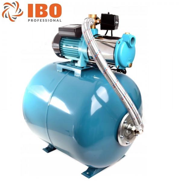 Hauswasserwerk 80 Liter mit Gartenpumpe MHI 1300Watt 5-stufig 6000L/h 5,5bar