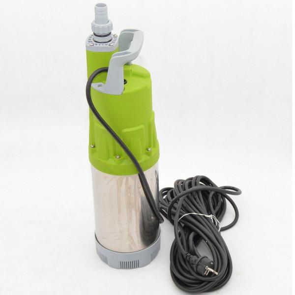 Tauchpumpe Tauchdruckpumpe 4,5 bar 1000W 6000l/h Regenwasser Wasserpumpe Automat