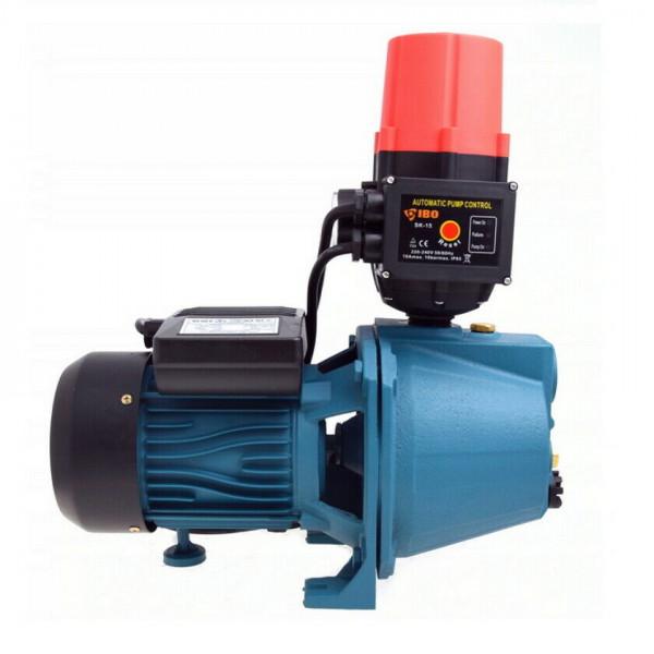 Hochwertige Gartenpumpe 1100W 5bar 3600L/h Kreiselpumpe + BRIO Pumpensteuerung