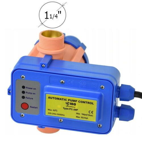 Pumpensteuerung PC-20P für Gartenpumpe Tiefbrunnenpumpe Pumpe bis 2,2kW - 30A