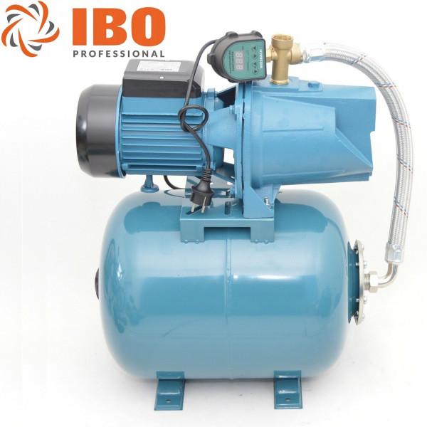 Hauswasserwerk 50 Liter Pumpe JSW 200 - 6000l/h - 5,3bar + Trockenlaufschutz DTS