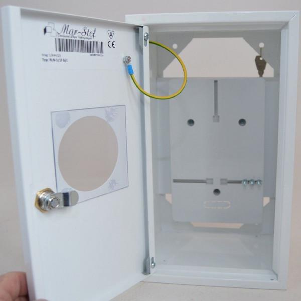 Zählerschrank Sicherungskasten Verteilerkasten für 1 x Zähler 1-Ph