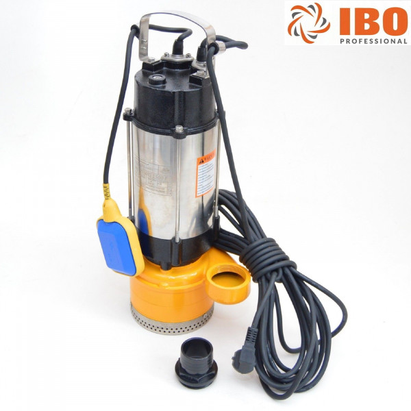 Tauchpumpe Hochdruckpumpe Bewässerungspumpe Wasserpumpe 1,8kW - 5,3bar