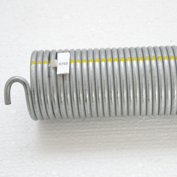 1 Stück Torsionsfeder R703 / R22 für Hörmann Garagentor Garagentorfeder Torfeder