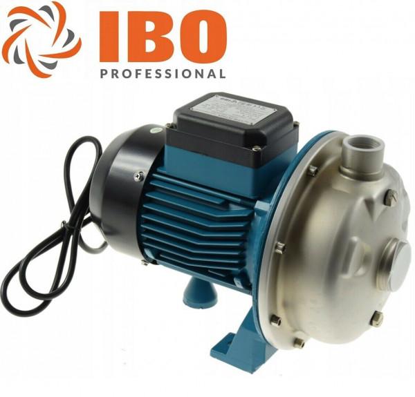CPM20 INOX Wasserpumpe Förderpumpe 800W f. nicht aggressive Flüssigkeiten bis 60C° 230V