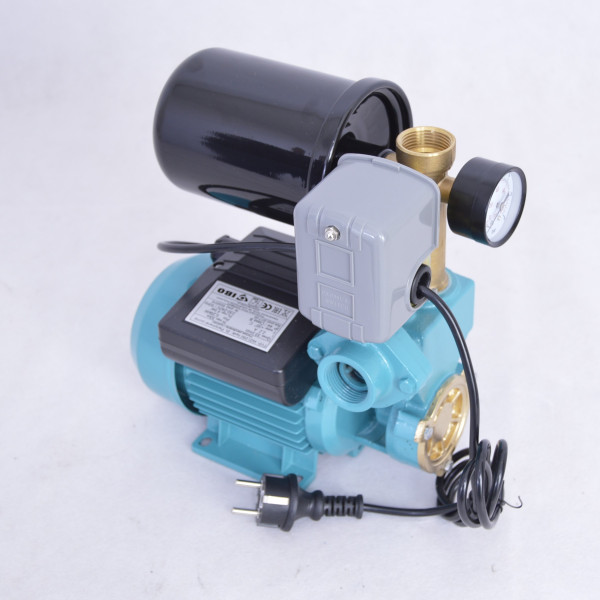 IBO Hauswasserwerk Set Hauswasserautomat 250 Watt 2100 L/h - 2 Liter Druckkessel