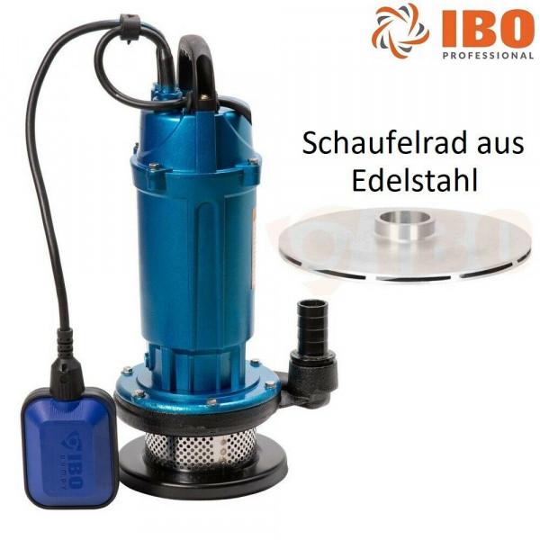 WQX 750 Hochdruck Tauchpumpe Wasserpumpe 3,5bar 9000L/h 0,75kW