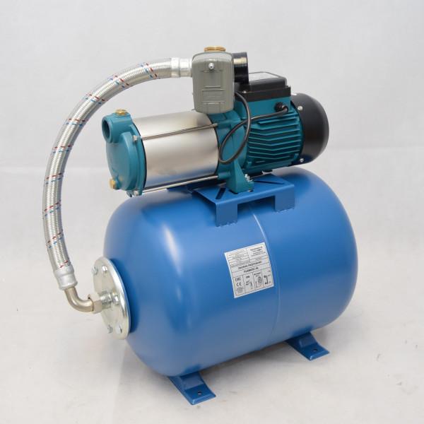 Hochwertiges Hauswasserwerk Hauswasserautomat 50L Pumpe 1300W - 5,5bar