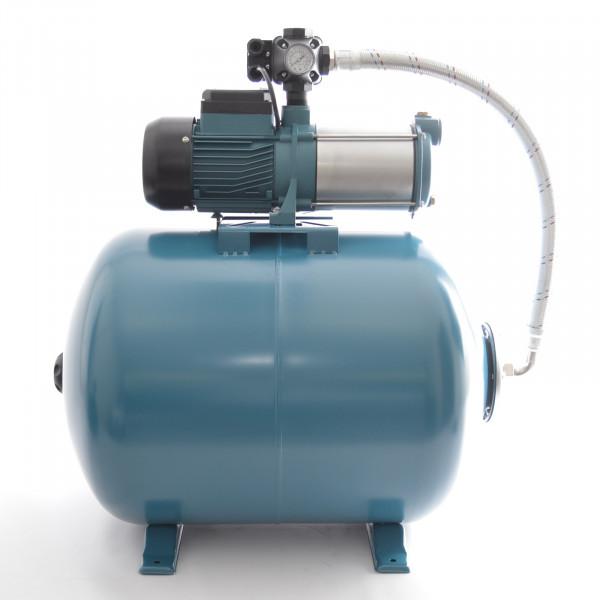 Hauswasserwerk 100 Liter mit Pumpe 1300Watt 5,5bar 6000L/min. PC-9