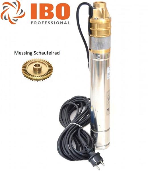 "Tiefbrunnenpumpe 3"" SKM100 - 750W - 2400L/h - 6 bar"