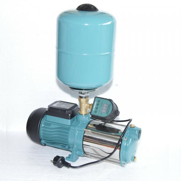 Hauswasserwerk 1300W - 6000 L/h 5,5bar + Druckschalter Trockanlaufschutz