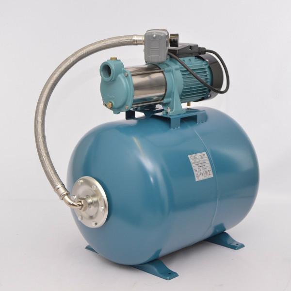 50L Hauswasserwerk Hauswasserautomat Pumpe MHI2200 9600L/h 5,8 bar
