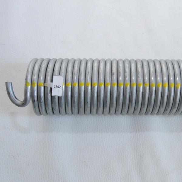 1 Stück Torsionsfeder L707 / L26 für Hörmann Garagentor Garagentorfeder Torfeder