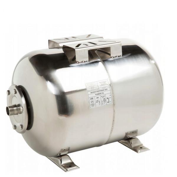 80 l Edelstahl Druckkessel Ausdehnungsgefäß Membrankessel für Hauswasserwerk