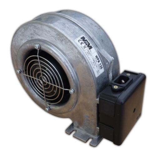 Hochwertiges Druckgebläse WPA135 - 160W - 450m³/h Druckventilator mit EMB Papst Motor