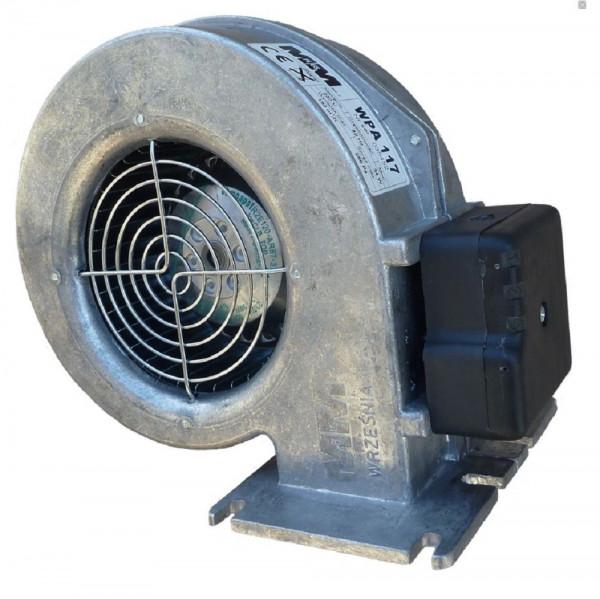 Druckgebläse WPA 117 Ofengebläse Holzvergaser Druckventilator Heizkessel