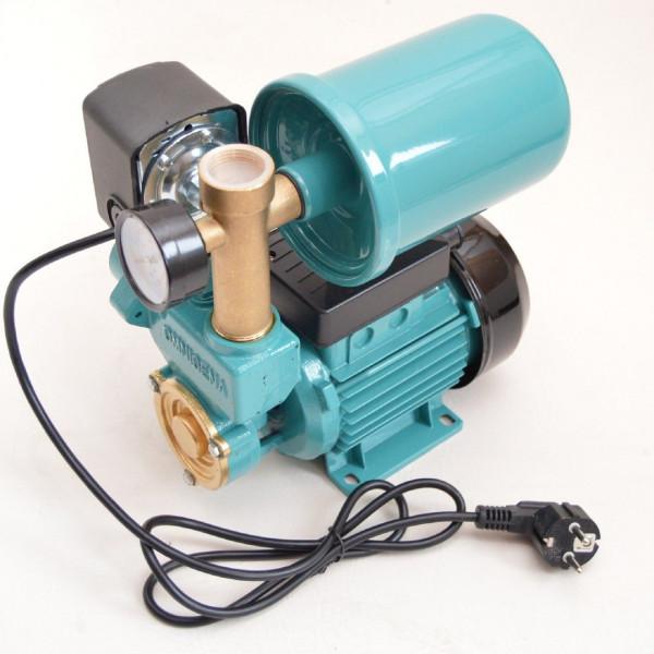 Hauswasserwerk Set Hauswasserautomat 250 Watt 2100 L/h - 2 Liter Druckkessel