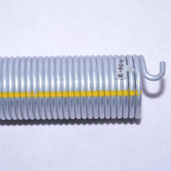 1 Stück Torsionsfeder R704 / R24 für Hörmann Garagentor Garagentorfeder Torfeder