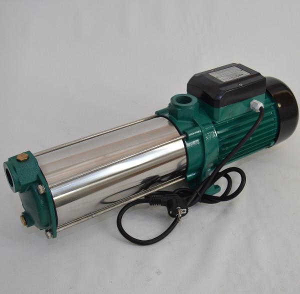 Gartenpumpe MHI2500 INOX - 2,5kW - 230V 6000 L/h - 10 bar Kreiselpumpe 100l/min