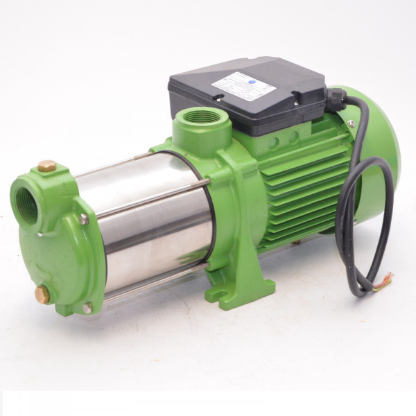 Premium Gartenpumpe Kreiselpumpe von CHM GmbH 1,65kW - 10200L/h - 6,5bar Druck
