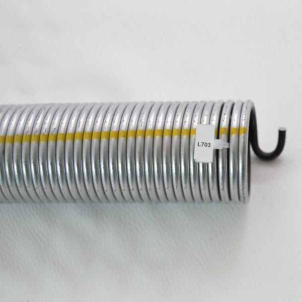 1 Stück Torsionsfeder L703 / L22 für Hörmann Garagentor Garagentorfeder Torfeder