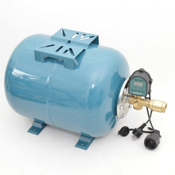 100L Druckkessel Ausdehnungsgefäß Druckschalter inkl. Trockenlaufschutzfunktion