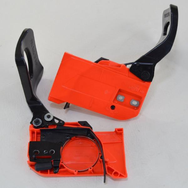 Kettenbremse Bremse Kettensäge Motorsäge passend für z.B. Erman Timbertech Plantiflex Powermat