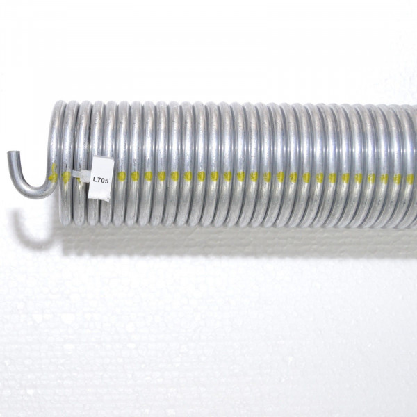 Torsionsfeder L705 / L25 für Hörmann Garagentor Garagentorfeder verzinkt