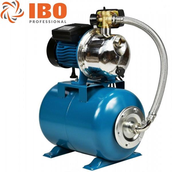 50 Liter Hauswasserwerk mit 1,1 kW Gartenpumpe