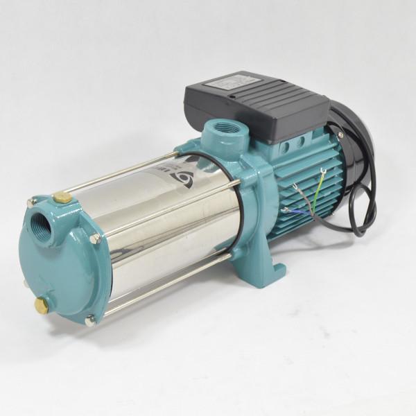 Gartenpumpe MHI2500 INOX - 2,5kW - 230V - 6000 L/h - 8,5bar Kreiselpumpe 100l/min