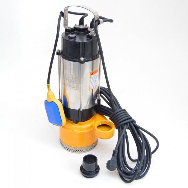 Tauchpumpe Hochdruckpumpe Bewässerungspumpe Wasserpumpe 1,5kW - 4bar Multi WQ 1500 F